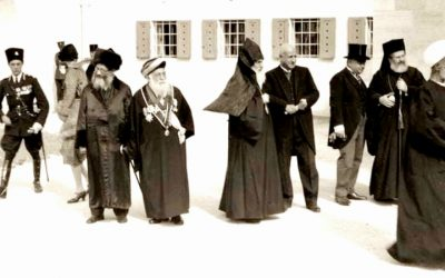 Rav Kook on The Jewish, Christian, Muslim Conflict and Resolution: