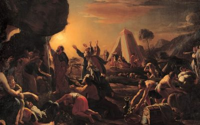 PARSHAT CHUKAT: RAV KOOK ON MOSES'S FATAL ANGRY ERROR AT THE WATERS OF DISPUTATION AND WHAT WE MUST DO TO FIX IT
