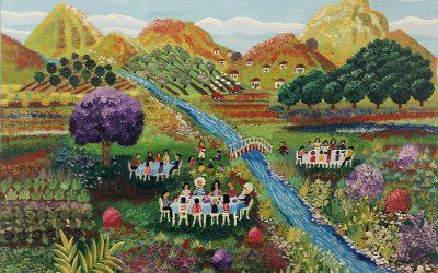 RAV KOOK ON PARSHAT KI TAVO: CREATING A WORLD 'FLOWING WITH MILK AND HONEY'